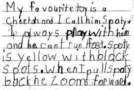 kidswriting